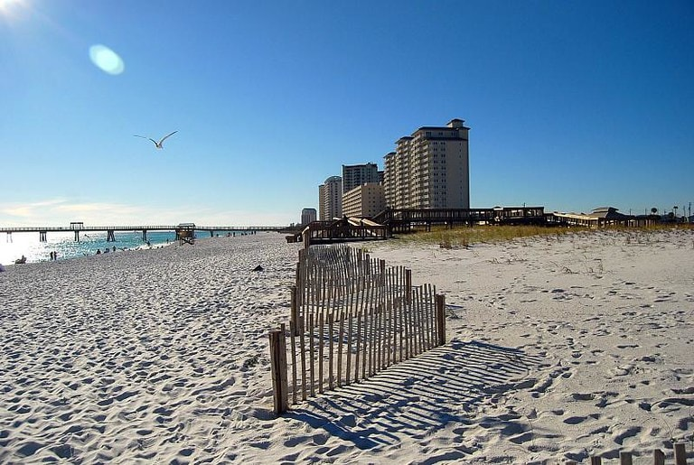 10 mejores playas de Pensacola 9