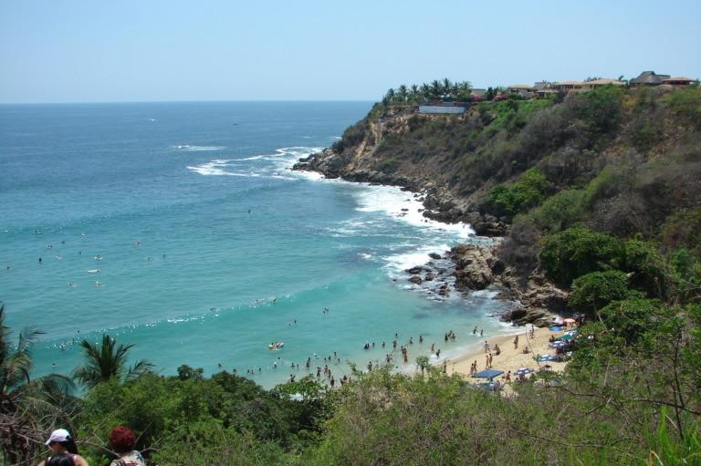 8 mejores playas de Puerto Escondido 1