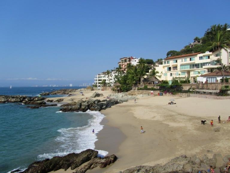 12 mejores playas de Puerto Vallarta 2