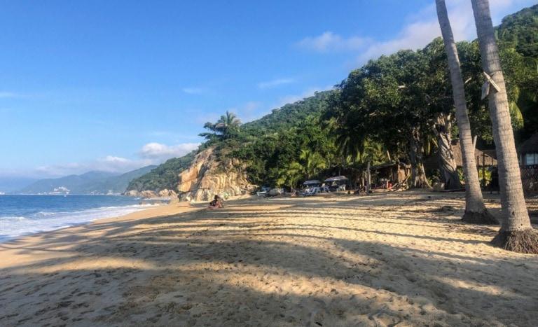 12 mejores playas de Puerto Vallarta 10