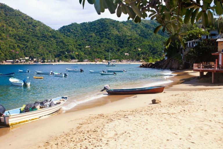 12 mejores playas de Puerto Vallarta 5