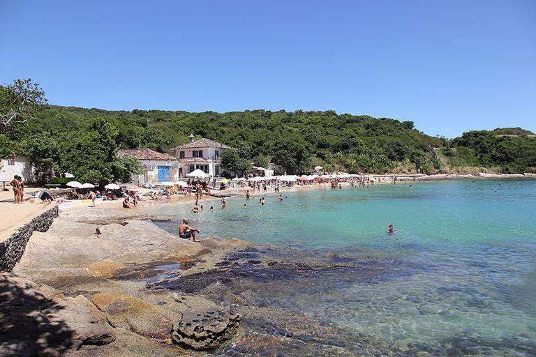 15 mejores playas de Río de Janeiro 11