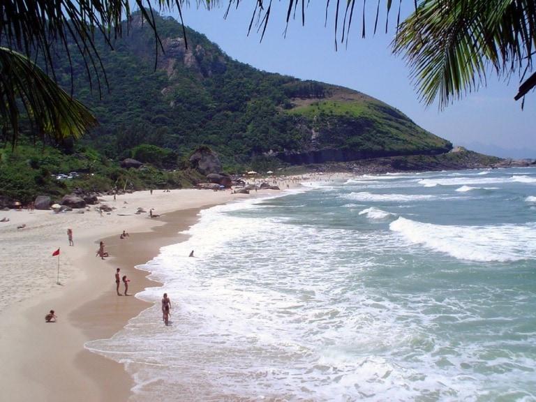 15 mejores playas de Río de Janeiro 2