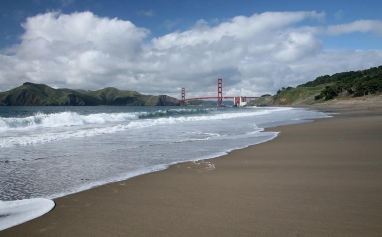 12 mejores playas de San Francisco 1
