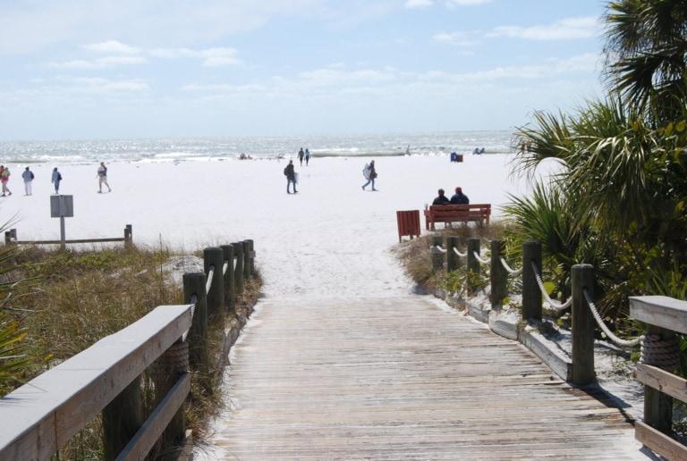 10 mejores playas de Sarasota 1