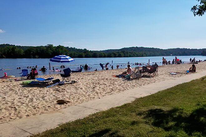 10 mejores playas de Tennessee 2