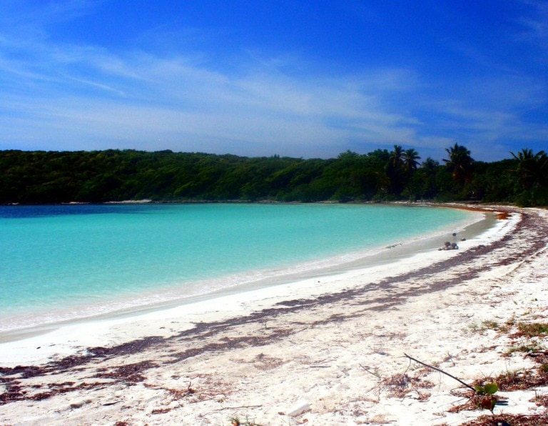 15 mejores playas de Vieques 1