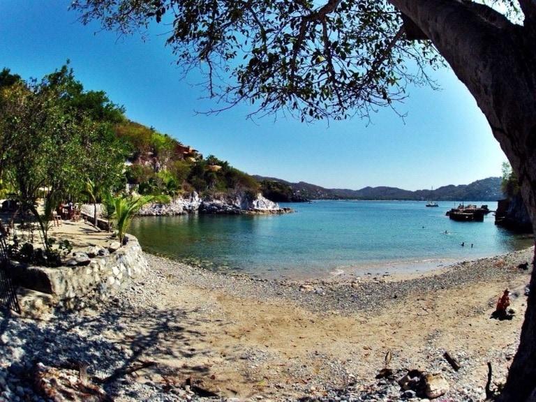 8 mejores playas de Zihuatanejo 8