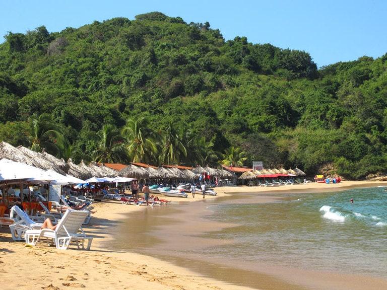 8 mejores playas de Zihuatanejo 6