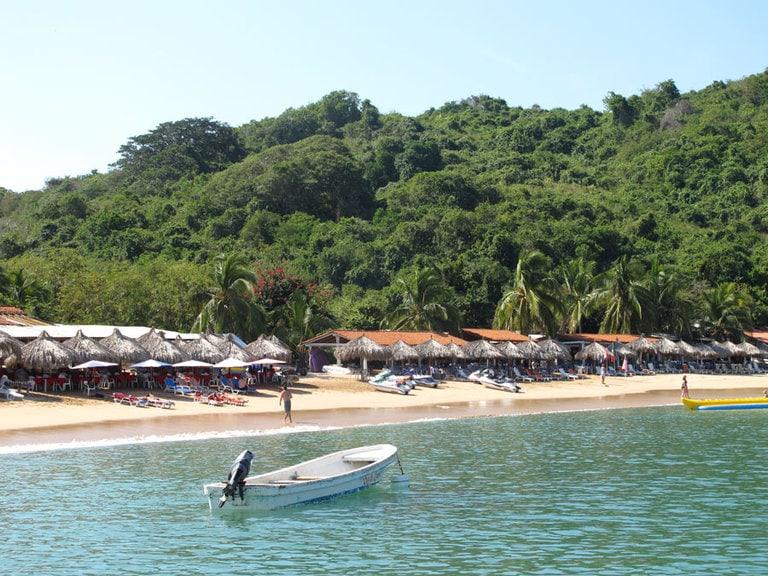 8 mejores playas de Zihuatanejo 5