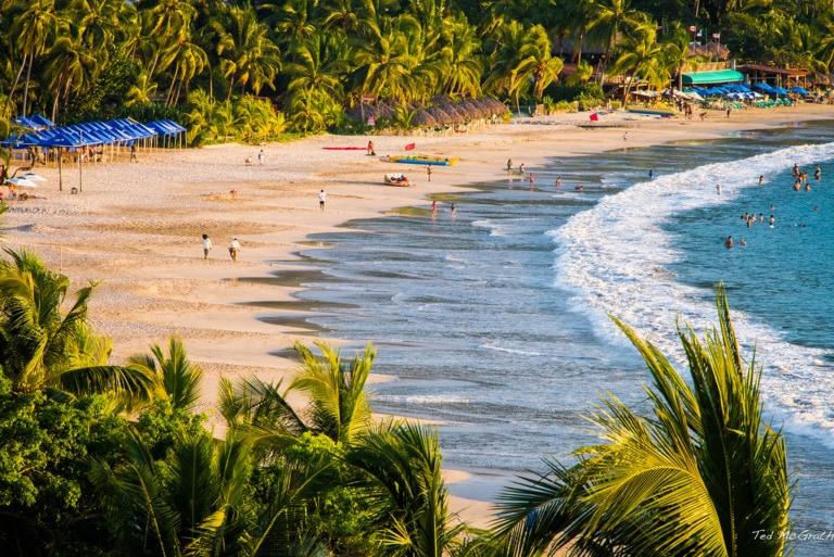 8 mejores playas de Zihuatanejo 3