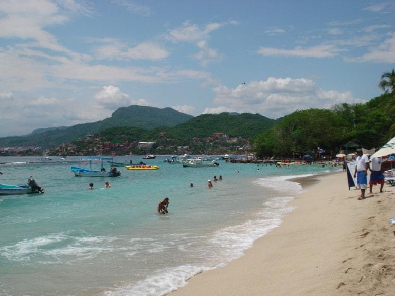 8 mejores playas de Zihuatanejo 4