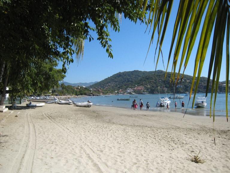 8 mejores playas de Zihuatanejo 1