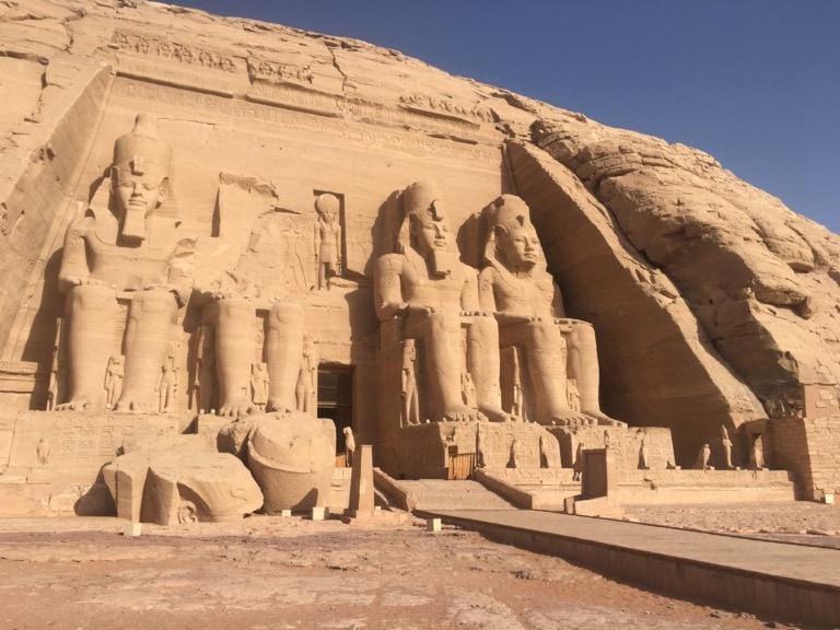 11 monumentos egipcios más famosos 2