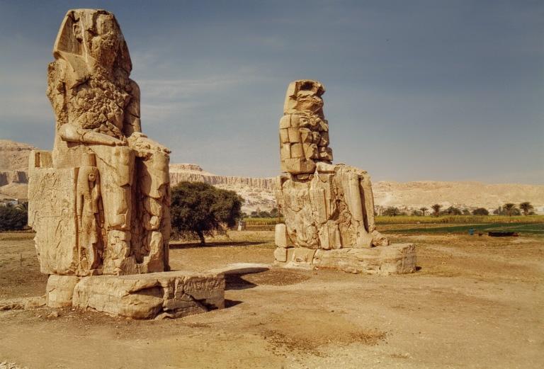 11 monumentos egipcios más famosos 12
