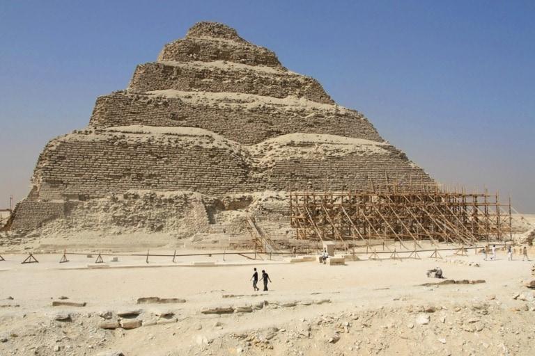 11 monumentos egipcios más famosos 9