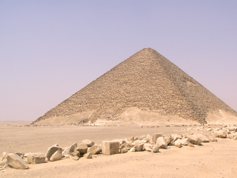 11 monumentos egipcios más famosos 7
