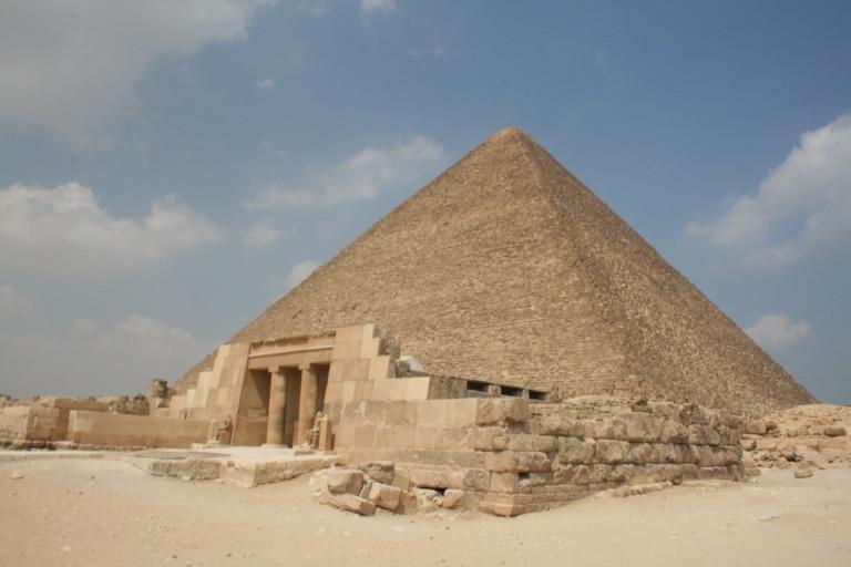 11 monumentos egipcios más famosos 1