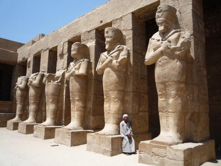 11 monumentos egipcios más famosos 4