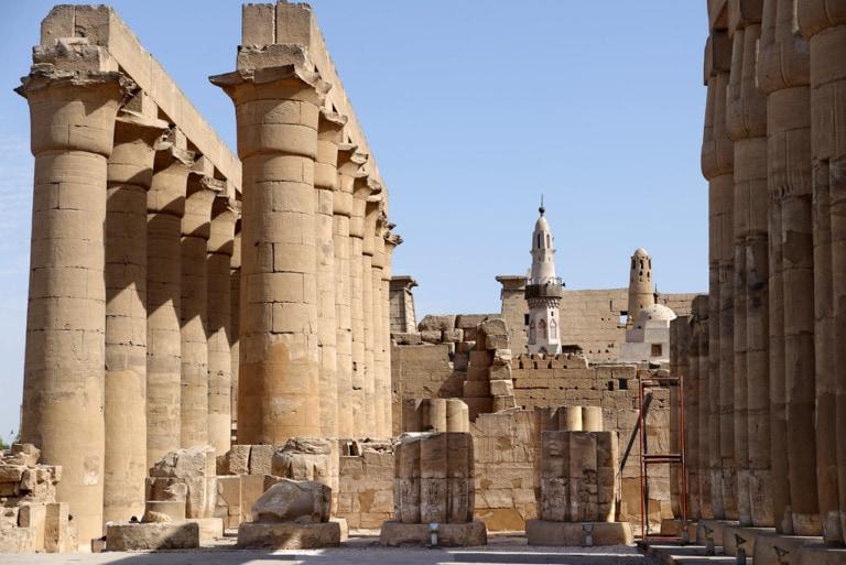 11 monumentos egipcios más famosos 8