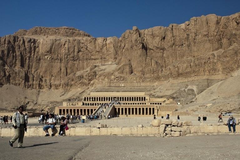 11 monumentos egipcios más famosos 11