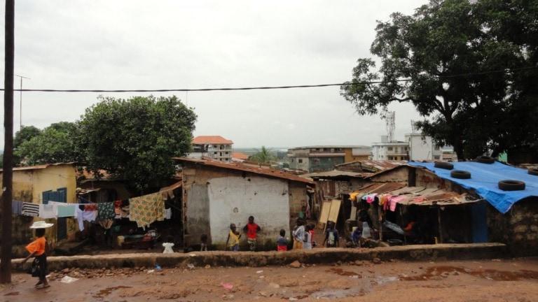 27 países más pobres del mundo 21