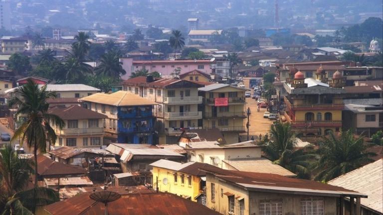 27 países más pobres del mundo 11