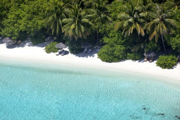 20 mejores playas de las Maldivas 2