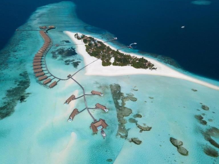 20 mejores playas de las Maldivas 1