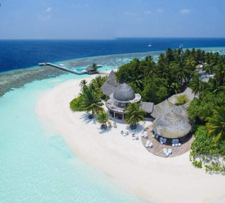 20 mejores playas de las Maldivas 11