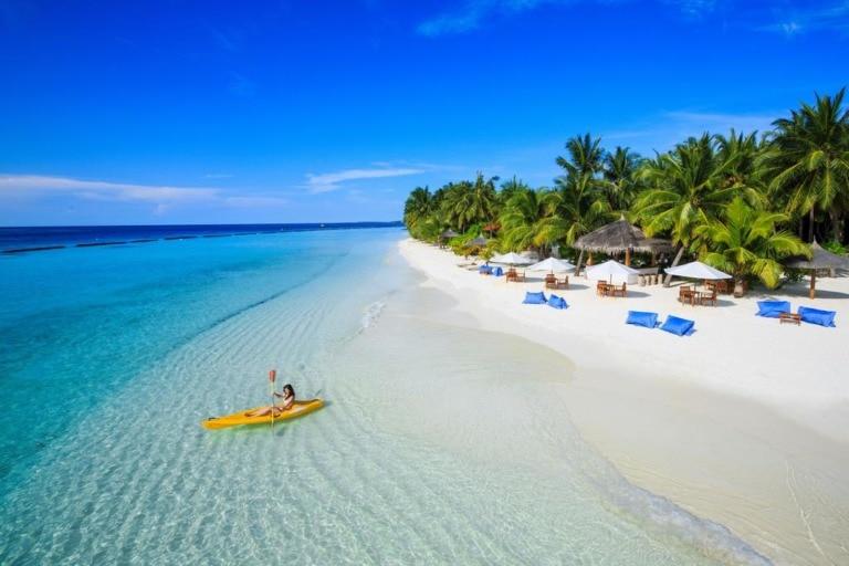 20 mejores playas de las Maldivas 20