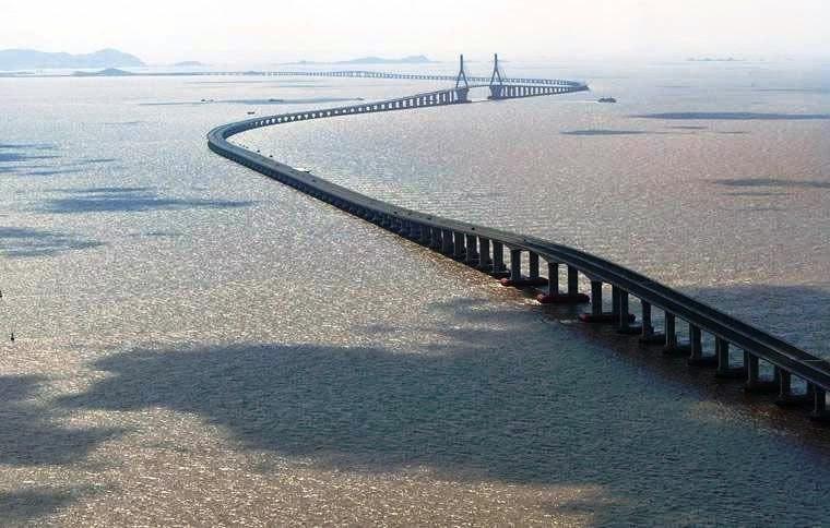 14 puentes más largos del mundo 2