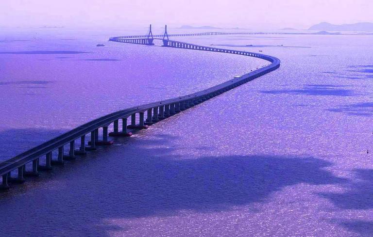 14 puentes más largos del mundo 1