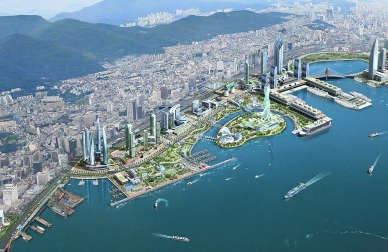 10 puertos más grandes del mundo 5