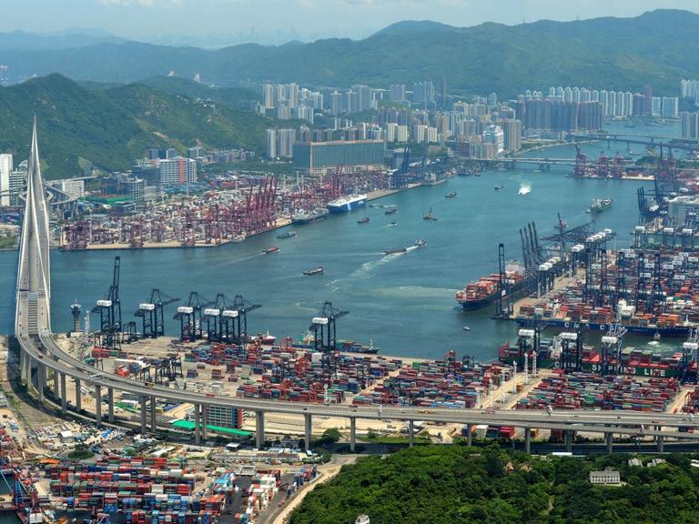 10 puertos más grandes del mundo 4