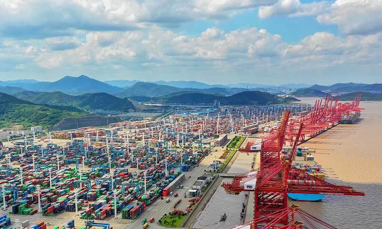 10 puertos más grandes del mundo 6