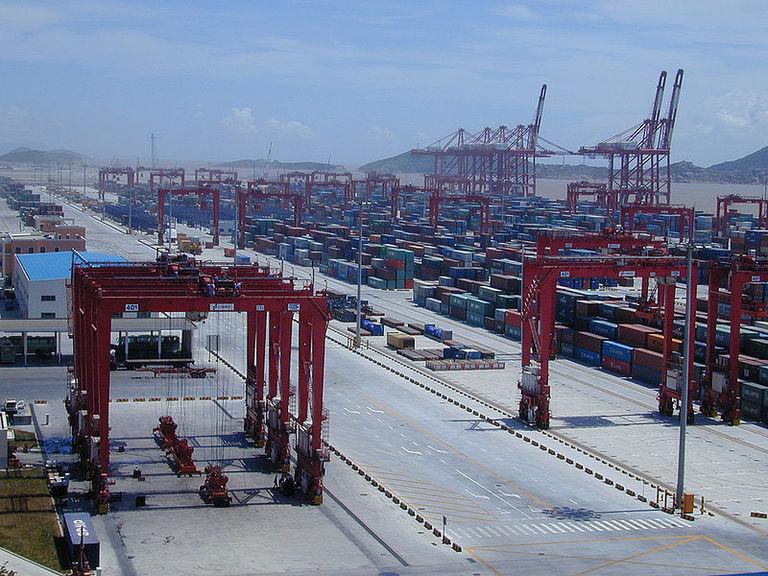 10 puertos más grandes del mundo 9