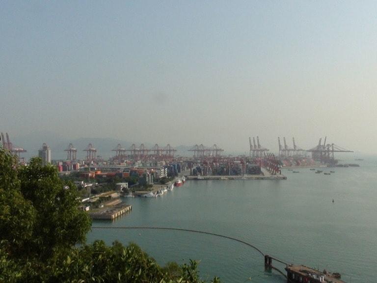 10 puertos más grandes del mundo 7