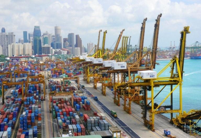 10 puertos más grandes del mundo 8