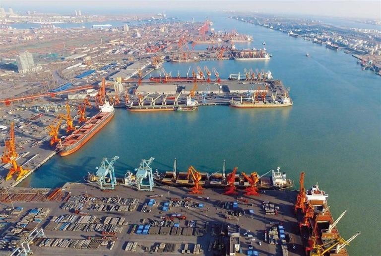 10 puertos más grandes del mundo 1